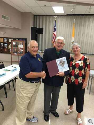 Bill and Mary Lou George - September 2017 Family of the Month